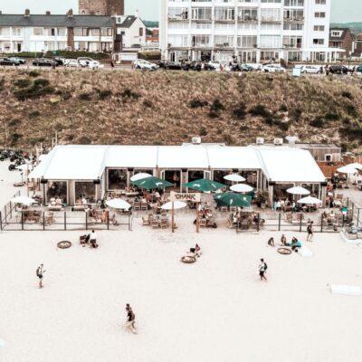 Zandvoort aan zee strandtent Ohana