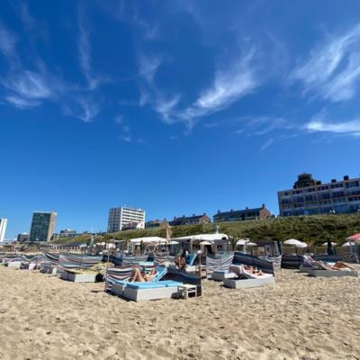 Huur een strandbed Zandvoort Ohana Beach