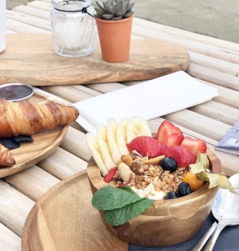 Ontbijt Strandpaviljoen Ohana Zandvoort
