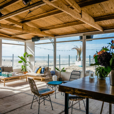 Beach house binnen
